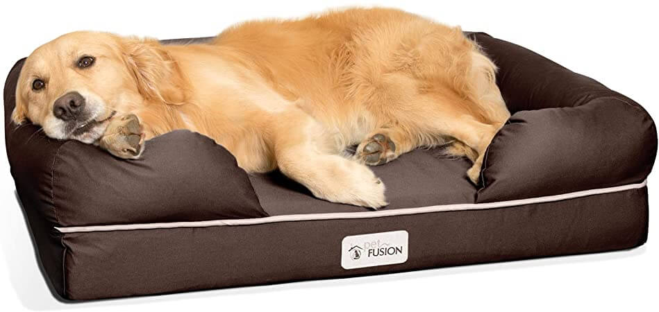 petfusion puppy bed