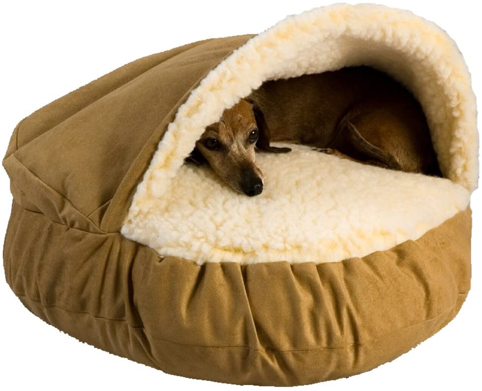 snoozer puppy cave